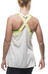 Houdini W's Rock Steady Singlet Paper White